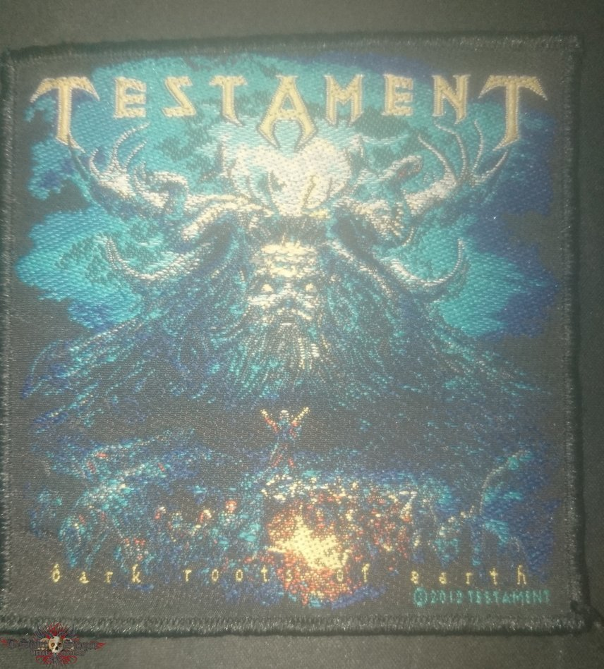 Testament - Dark Roots of Earth patch