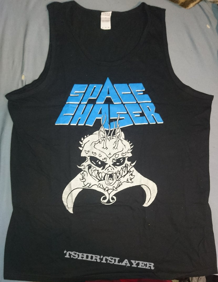 Space Chaser Tank Top