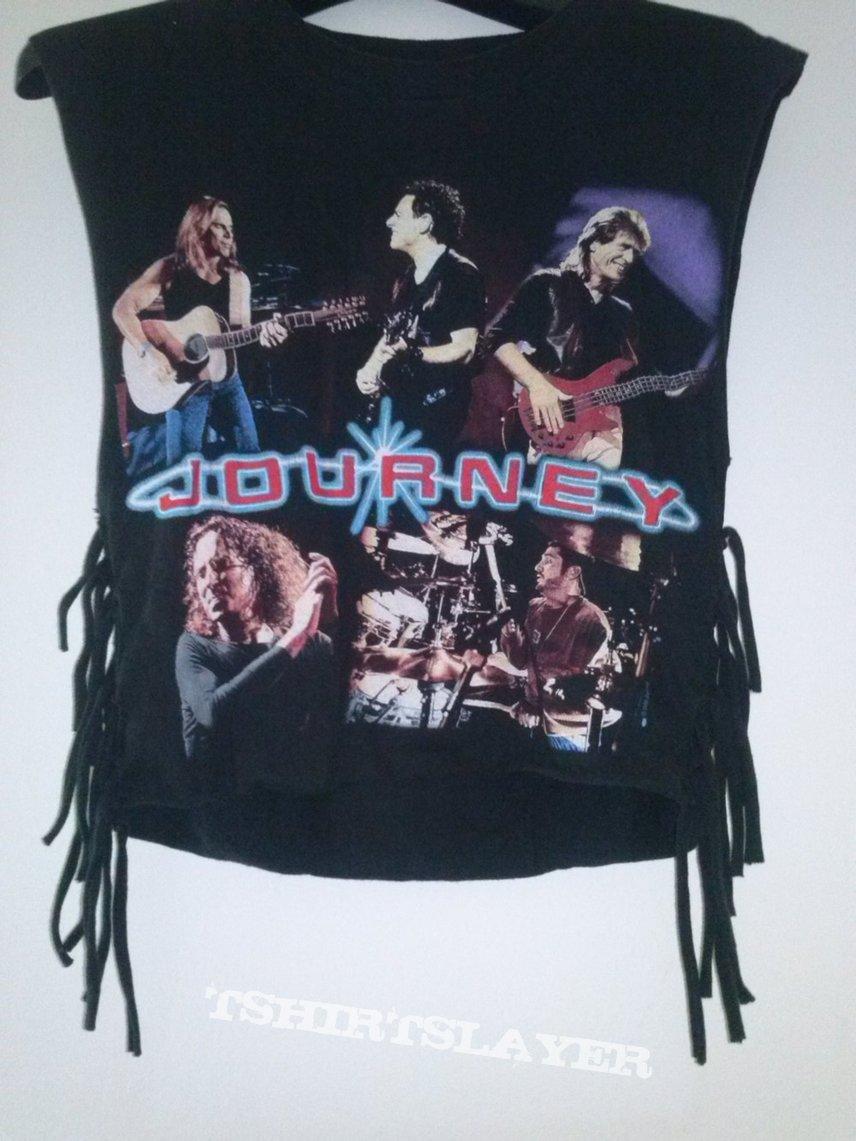 Journey World Tour 98 - 99 shirt