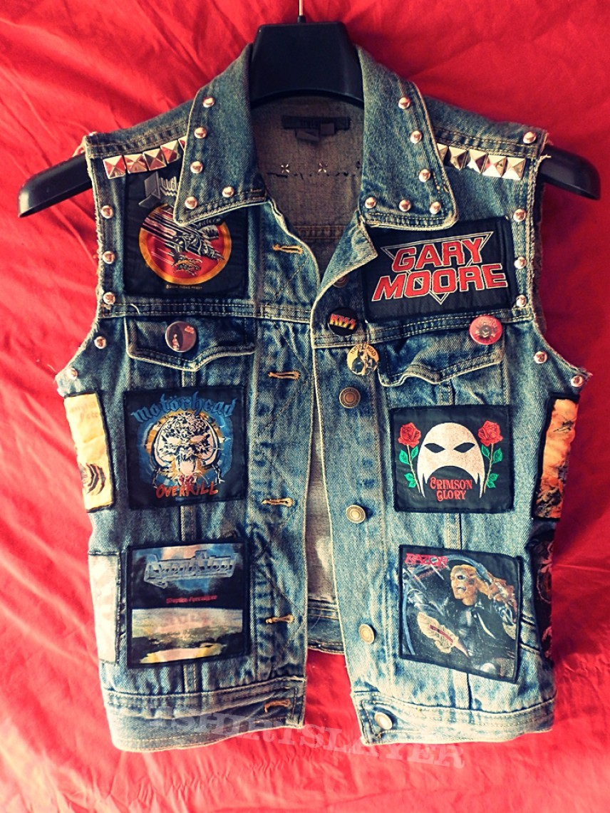 Battlejacket #1
