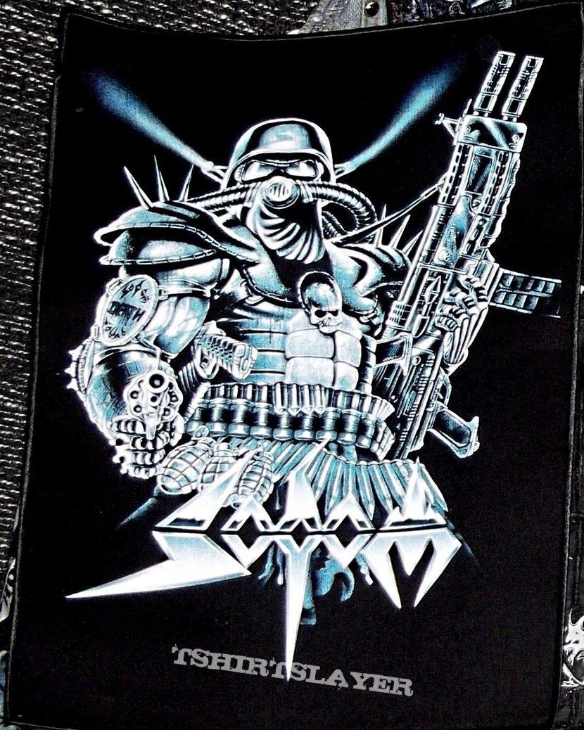 Sodom - Knarrenheinz Back Patches