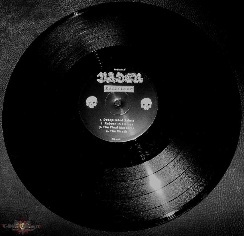 Vader - Necrolust LP