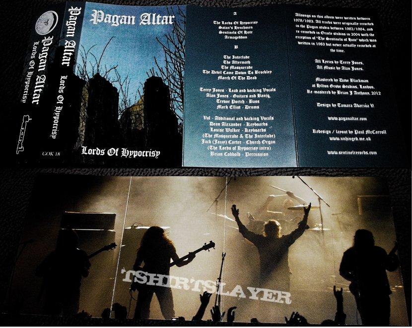 Pagan Altar - Lords Of Hypocrisy MC