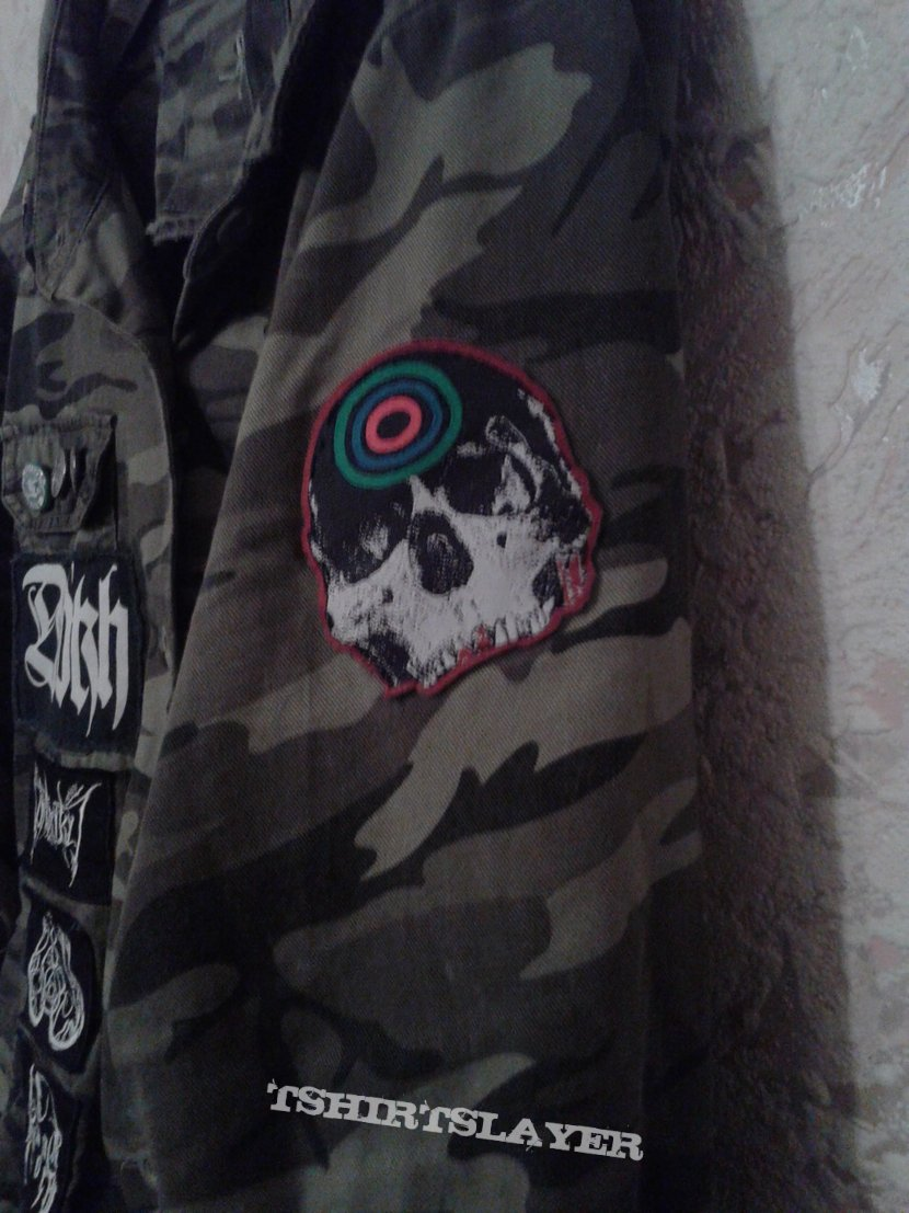 Patch Jacket Numero Un. (Updated)