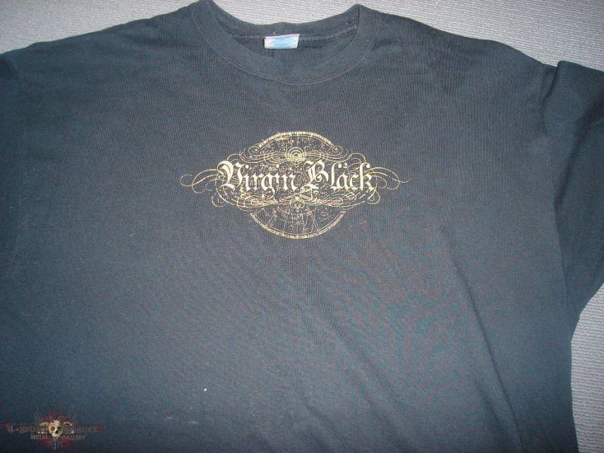 Virgin Black -Gold Logo